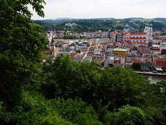 P5280464 (photos-by-sherm) Tags: museum germany spring high panoramic views fortifications defensive veste hilltop passau oberhaus