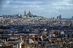 Looking Towards Montmartre (gr8fulted54) Tags: paris nikon hdr on1 photomatix noiseless tonemapped d5100