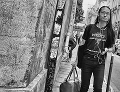 DSCF9396 copie (sergedignazio) Tags: street paris france photography fuji photographie lunette homme x100s