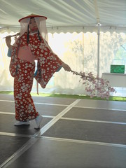 Single Dancer, Sachiyo Ito and Company, Branch Brook Park Cherry Blossom Festival (smaginnis11565) Tags: newjersey essexcounty belleville dancer newark japanesedance branchbrookpark sachiyoitoandcompany