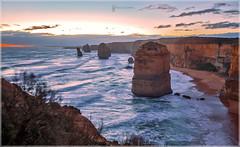 IMG_7329wz (majo9911) Tags: ocean sea sun water set landscape australia victoria seven greatoceanroad apostles