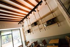 _DSC1185 (fdpdesign) Tags: arredamenti shop design shopdesign nikon d800 milano italy arrdo italia 2016 legno wood ferro sedie tavoli locali cocktails bar interni architettura