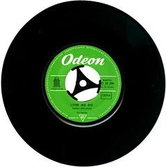 1 - Beatles, The - Please Please Me - D - 1963- (Affendaddy) Tags: germany emi odeon thebeatles 1963 pleasepleaseme electrola lovemedo vinylsingles collectionklaushiltscher british1960sbeat o22396