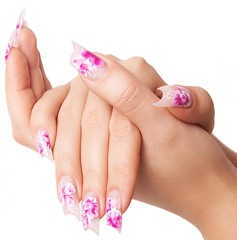 How to Use Fake Nails (TrendVogue) Tags: life wedding food celebrity net love girl beauty fashion sex cat walk models parties style wear vogue health ready week to trend mode designers trendvogue