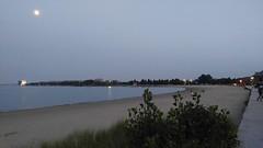 0717162035 (Michael C. Meyer) Tags: castle island boston ma carson beach southie south dusk