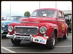 Volvo PV 544 Sport, 1958 (v8dub) Tags: volvo pv 544 sport 1958 schweiz suisse switzerland swedish pkw voiture car wagen worldcars auto automobile automotive old oldtimer oldcar klassik classic collector