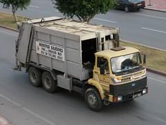 BMC Fatih (Saygın Sancar) Tags: turkey garbage türkiye antalya refuse turkish collector bmc fatih çöp muratpaşabelediyesi