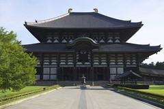 Todai-Ji Great Buddha Hall (sugiro15) Tags: japan hall buddha great nara todaiji