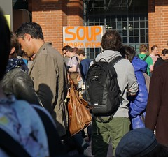Soup: Europa im Topf.