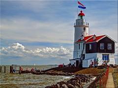 Paard van Marken (Ostseetroll) Tags: lighthouse geotagged nederland netherland marken leuchtturm niederlande paardvanmarken geo:lat=5246061179 geo:lon=513696671