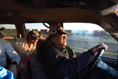 Our driver Juan