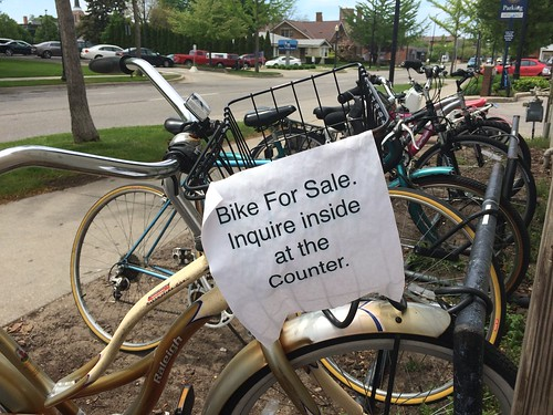 Bikes For Sale In Holland Mi Bike for Sale Inquire Inside