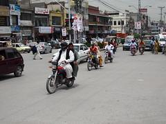 Streets of Rawalpindi!