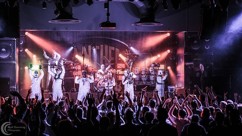 Here Come The Mummies - May 23, 2015 - Hard Rock Hotel & Casino Sioux City