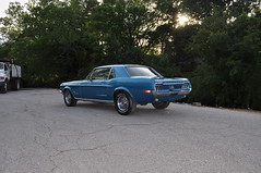 """1968 Ford Mustang • <a style=""""font-size:0.8em;"""" href=""""http://www.flickr.com/photos/85572005@N00/18083871990/"""" target=""""_blank"""">View on Flickr</a>"""