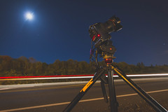 Mid Shot (Errol Elli) Tags: light canon timelapse long exposure trails manfrotto t2i