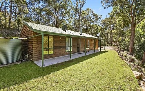 1458 Murrays Run Road, Laguna NSW