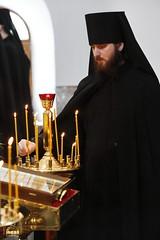 09. Paschal Prayer Service in Svyatogorsk / Пасхальный молебен в соборном храме г. Святогорска