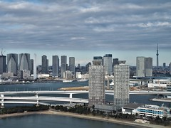 Day 3 (dogman!) Tags: japan tokyo olympus   omd fujitelevision  fujitv em1