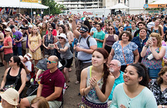 2016 crowd, Sweet Crude, Fest International, Lafayette, Apr 24-7636 (cajunzydecophotos) Tags: lafayette crowd 2016 festivalinternationaldelouisiane sweetcrude
