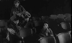 He will not wake up (theirhistory) Tags: pictures park uk girls england cinema film boys kids children death parents crying police seats gb pills upset 1963 tablets poision filmshow satudraymorning