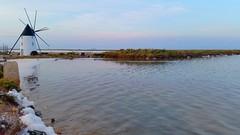Molino de la Calcetera en San Pedro del Pinatar (Gabriel Navarro Carretero) Tags: sea water windmill salinas molino marmenor mares sanpedrodelpinatar
