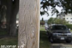 Sign at f8 (mjardeen) Tags: test 50mm washington bokeh sony wa tacoma signpost fe f18 a7ii sooc a7m2 ilce7m2