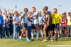 Little bit of tension (Bart Weerdenburg) Tags: football fight utrecht soccer tournament tension fajalobi familiedag faja fajalobikds