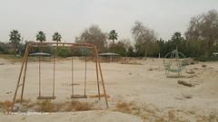 Old Memories of Al Muntazah Park, Doha, Qatar . (Feras.Qadoura) Tags: park al doha qatar دولة khail قطر الدوحة muntazah rawdat الخيل حديقة المنتزه روضة almuntazah