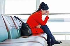 tired passenger (travelyahootw) Tags: airport waiting women tired travel airportlounge oneperson businesstravel sitting business airplane peopletraveling chair luggage people journey indoors station passenger seat transportation lobby window loneliness thinking bag flying leaving boredom sleeping waitingroom relaxation tranquilscene serenepeople female resting onewomanonly contemporary copyspace solitude failure asianethnicity chineseethnicity jeans sideview horizontal orange colorimage fulllength