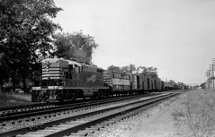 CB&Q GP7 234 (Chuck Zeiler) Tags: railroad burlington train locomotive naperville 234 chz emd cbq gp7