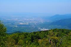 Nagybánya látképe a Fekete-hegyről /skyline (debreczeniemoke) Tags: blue green landscape spring peak hike tavasz baiamare gutin zöld kék túra feketehegy látkép nagybánya csúcs mogoşa gutinhegység munţiigutâi munţiigutin olympusem5 gutinmountains