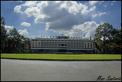 Palacio de la Reunificacin (Mar Santorio) Tags: d50 nikon palace vietnam saigon hochiminh palaciodelareunificacion