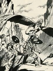 TSR9056-X3-Curse-of-Xanathon3 (Count_Strad) Tags: artwork dragons adventure fantasy add rpg dungeonsanddragons dd module dungeons tsr