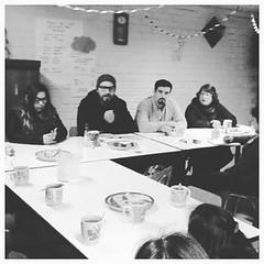 Encuentro Territorial en #SantaClara construyendo #revolucionciudadana en #CerroNavia (Mauro Tamayo Rozas) Tags: instagramapp square squareformat iphoneography uploaded:by=instagram moon