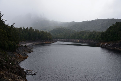 Murchison Dam near Tullah