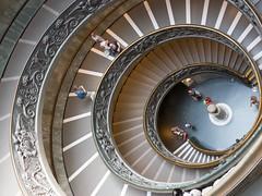 Vatican museum (Di_Chap) Tags: rome italie vatican hlice double escalier giuseppemomo escalierdebramante vaticanmuseum