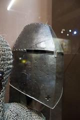 Ancient Polish helmet
