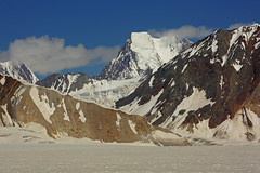 Snow Lake: Ramp to Hispar La (Shahid Durrani) Tags: snow lake trek biafo glacier karakorams gilgit baltistan pakistan