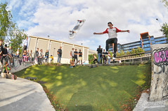 Churchill Skateboard Contest