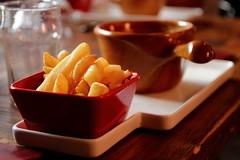 Avoir la frite ! (Et si, et si ...) Tags: frites miam repas restaurant ddicace loanne