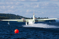 Nimbus Aviation Grumman G-111 (HU-16C) Albatross N51ZD (jbp274) Tags: 52b greenville greenvilleseaplaneflyin airplanes seaplane flyin mooseheadlake lake water grumman g111 hu16 albatross