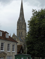 Salisbury Cathedral 2016 (Sweet Mango 1965) Tags: salisbury 2016 cathedral wiltshire spire architecture placeofworship