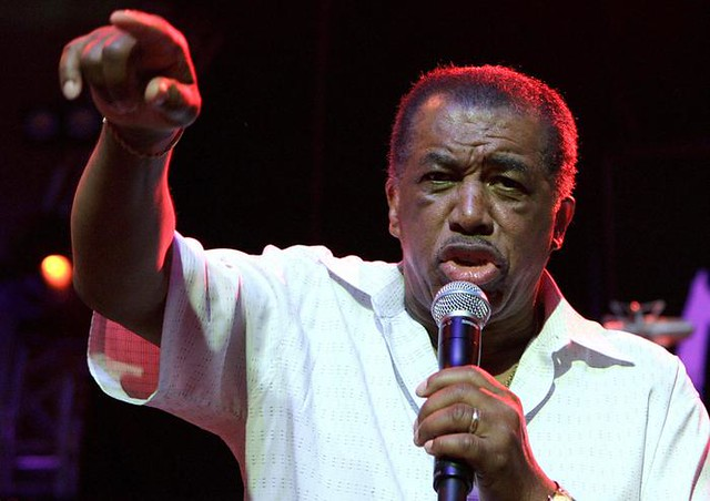 FILE SWITZERLAND OBIT BEN E KING