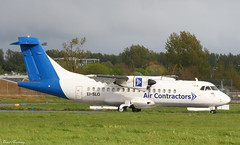 Air Contractors ATR42-300 EI-SLO (birrlad) Tags: venice ireland ex airplane airport taxi aircraft aviation air airplanes shannon airline 24 airways airlines departure takeoff runway airliner turboprop departing atr taxiway contractors snn atr42 atr42300 hbafd farnair eislo