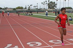 D123949A (RobHelfman) Tags: sports losangeles track fremont highschool trackmeet crenshaw