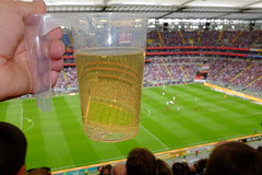 My mini stadion (Olli Ronimus) Tags: football apfelwein waldstadion applewine commerzbankarena