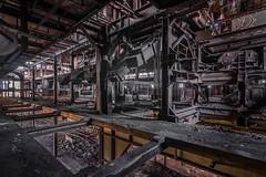 Industrial decay (kiekmal) Tags: industrial decay