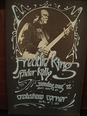 "CRABSHAW CORNER SACRAMENTO, FREDDIE KING. • <a style=""font-size:0.8em;"" href=""http://www.flickr.com/photos/51721355@N02/17945803639/"" target=""_blank"">View on Flickr</a>"