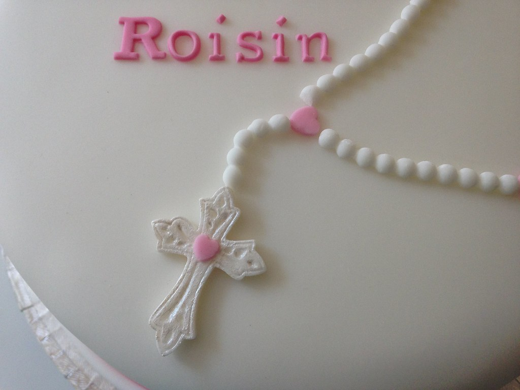 Cake Decoration Rosary Beads : The World s Best Photos of cake and rosary - Flickr Hive Mind